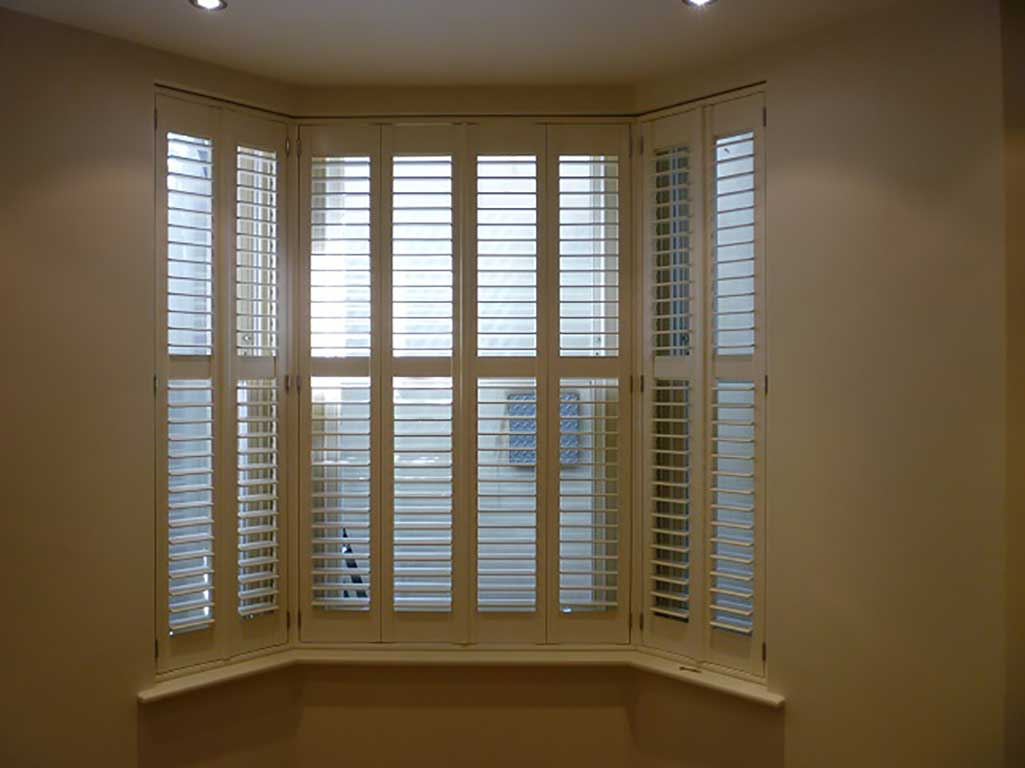 Bay Window Shutters To Suit All Windows The Oxford