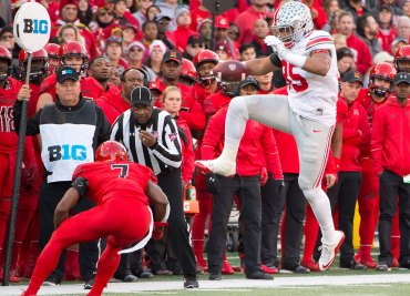 Marcus Baugh Ohio State Football