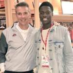 Sevyn Banks and Urban Meyer