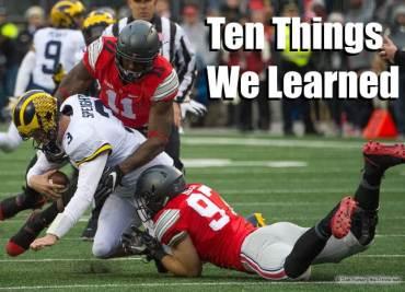 10 Things Michigan 2016