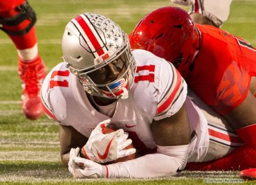 Jalyn Holmes Ohio State Football Buckeyes NFL Draft