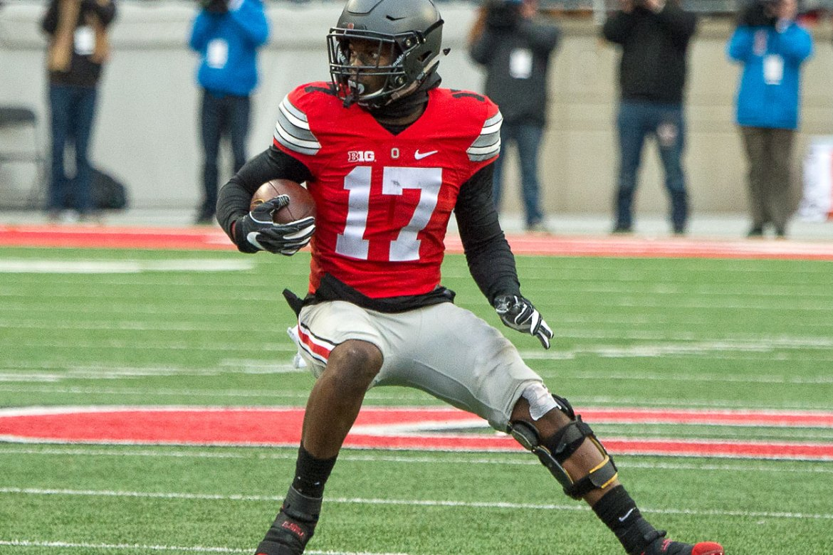 Jerome Baker Ohio State Football Buckeyes NFL Draft