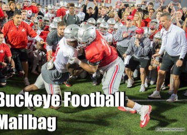 Ohio State Buckeye Football Mailbag