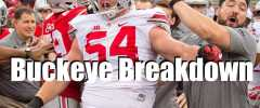 Buckeye Breakdown Billy Price Ohio State Offensive Line