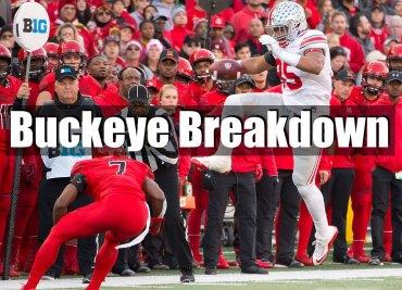 Ohio State Buckeyes No Huddle Scouts Buckeye Breakdown Tight Ends