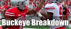 Ohio State Buckeye Breakdown Zone 6