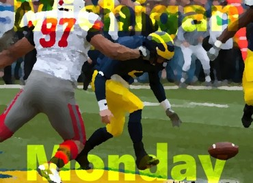 Michigan Football Michigan Monday