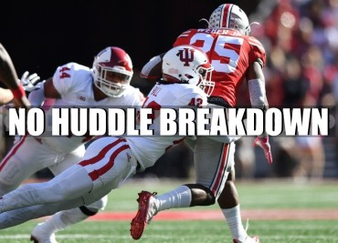 No Huddle Breakdown Indiana Ohio State