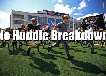 No Huddle Scouts Army