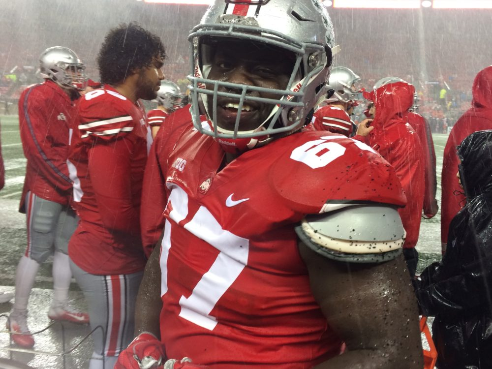 Robert Landers Ohio State Football Buckeyes