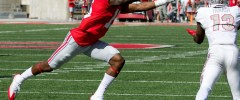 Jaylen Harris Ohio State Football Buckeyes