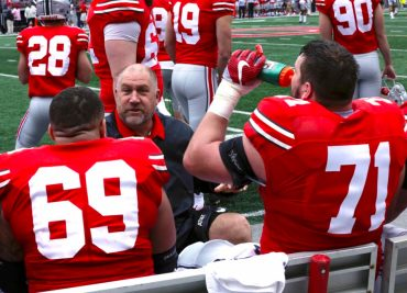 Ohio State Football Buckeyes Greg Studrawa