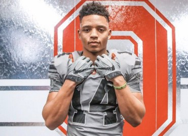 Ronnie Hickman Ohio State Football Buckeyes Ohio State Recruiting