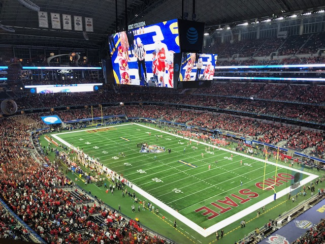 AT&T Stadium Cotton Bowl Arlington Texas Dallas Cowboys