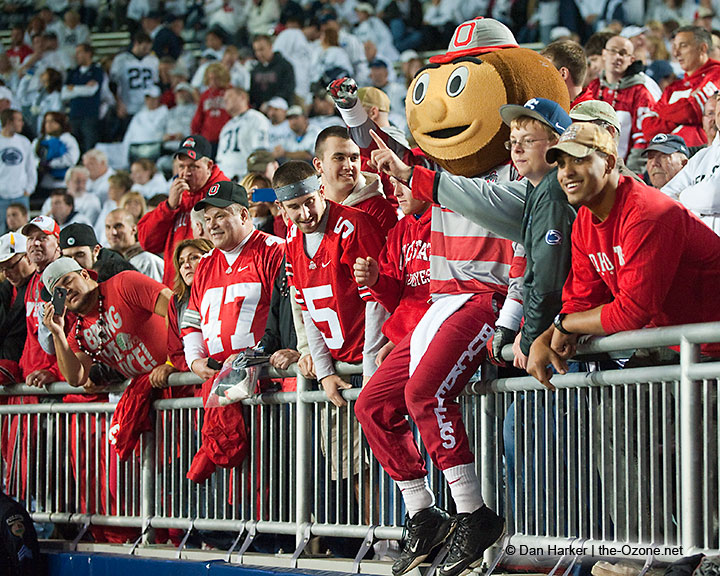 Instant Reaction from Ohio State's 27-26 Win at Penn State