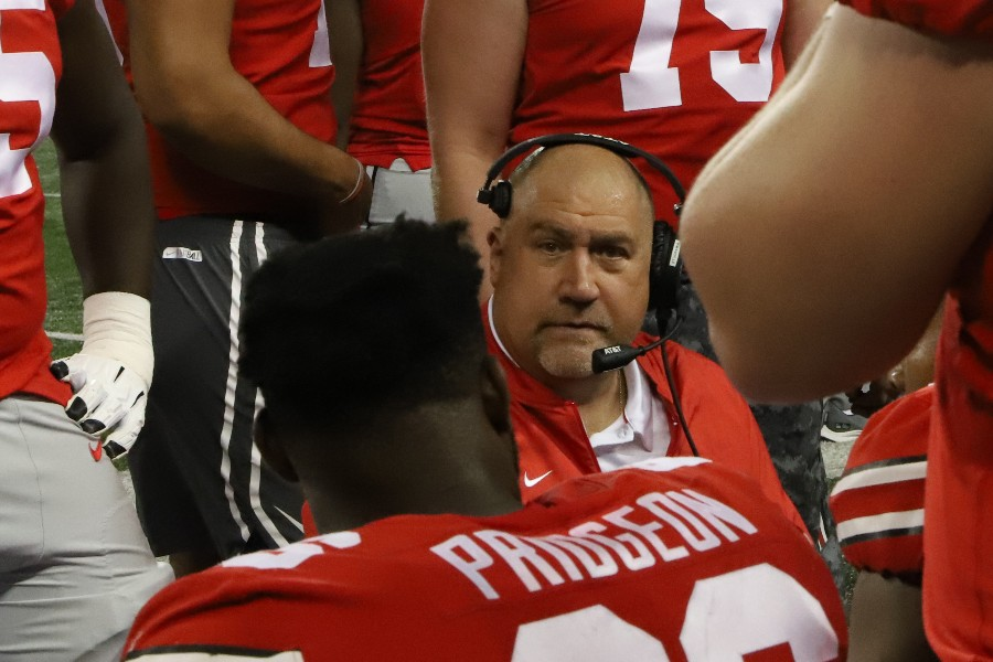 No. 2 Ohio State exposed in blistering loss to Purdue