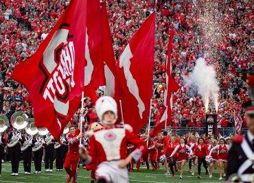 Ohio State football Ohio Stadium Pregame