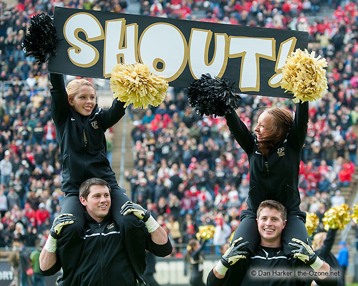 Purdue erupts in 29-point defeat of No. 2 Ohio State