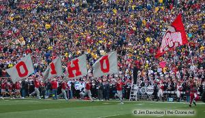 014 Pregame Ohio State Michigan 2009 football
