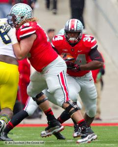 022 Andrew Norwell Carlos Hyde Ohio State Michigan 2012