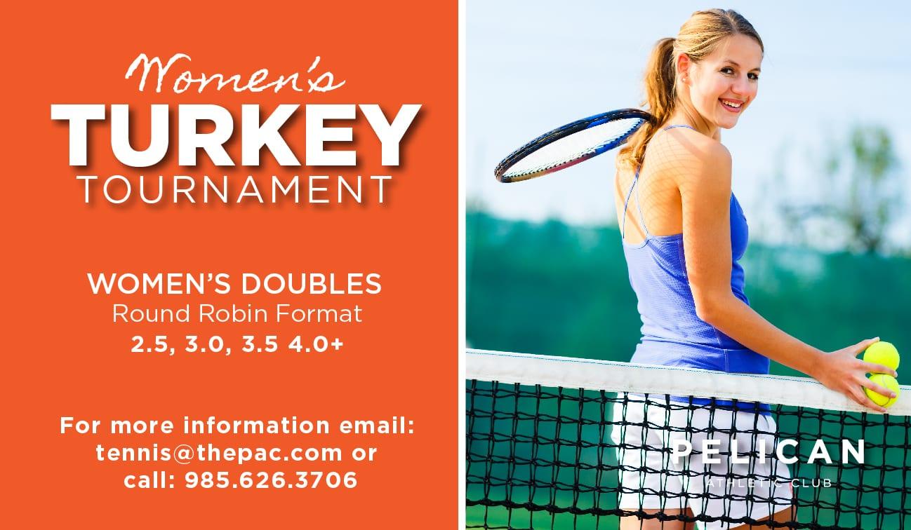 Pelican Athletic Club Tennis Tournament