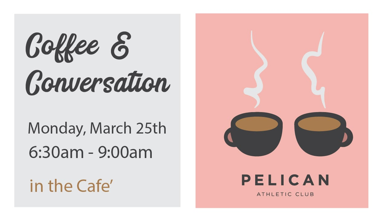 2019 coffee & conversation event