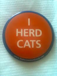 Herd Cats button