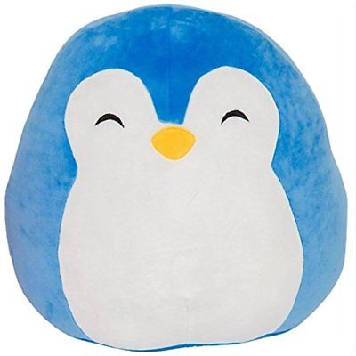 Plush Pillows Squish Mallow 13 Puff The Penguin Toys And Games