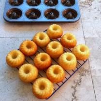 Lemon And Almond Tea Cakes