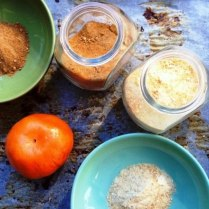 Oven Roasted Mandarin Peel. Sweet Or Spicy.