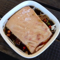 Pork Belly With Sticky Soy And Honey Marinade