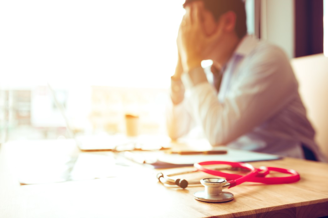 Treating Physician Burnout–When the Doctor Becomes the Patient