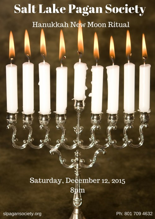 SLPS Hanukkah New Moon Dec 2015