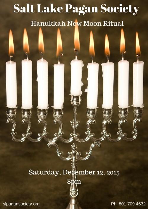 SLPS Hanukkah New Moon Dec 2015