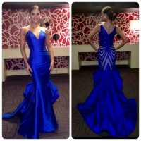 Blue Gown: New trend for Miss Universe?