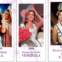 Sandwich Victory In Miss Universe