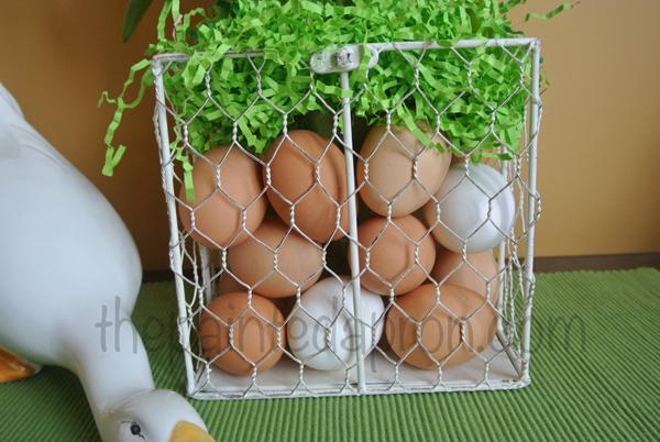 natural eggs thepaintedapron.com