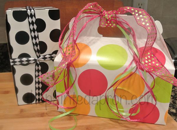 gift boxes thepaintedapron.com