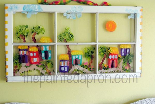 caribbiean houses the paintedapron.com