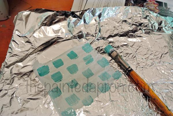 painting checks thepaintedapron.com