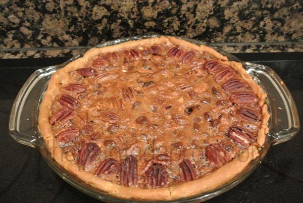 pecan pie thepaintedapron.com