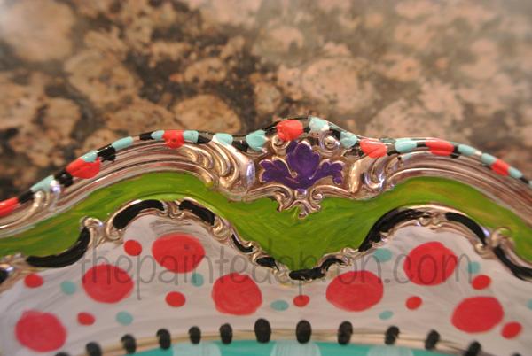 tray details thepaintedapron.com
