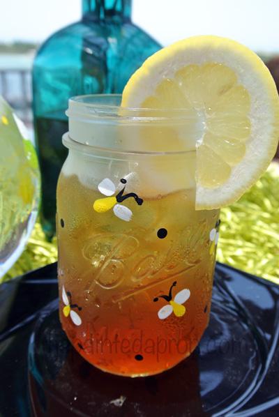 firefly cocktail jar thepaintedapron.com 1