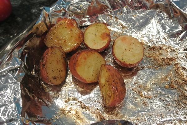 roasted potatoes thepaintedapron.com