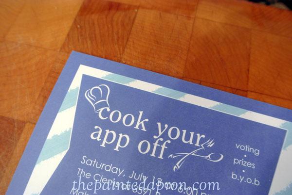 app invite thepaintedapron.com