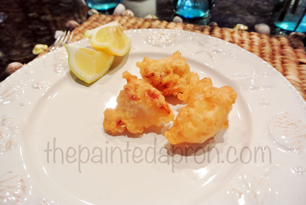lobster tempura 1 thepaintedapron.com