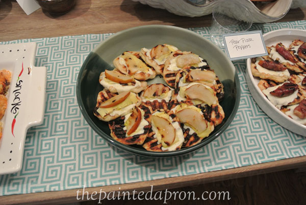 pear pizza poppers thepaintedapron.com