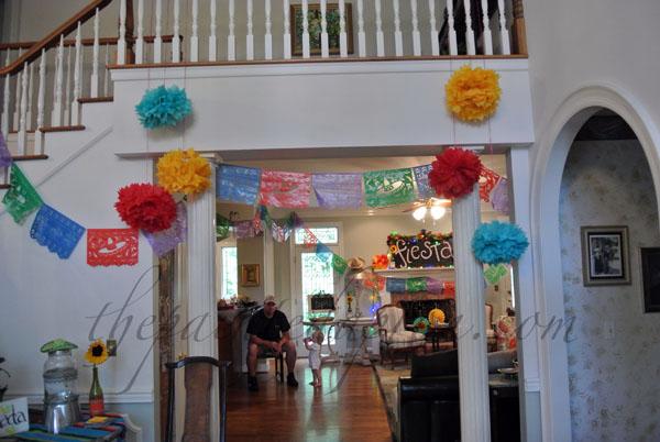 fiesta foyer 1 thepaintedapron.com