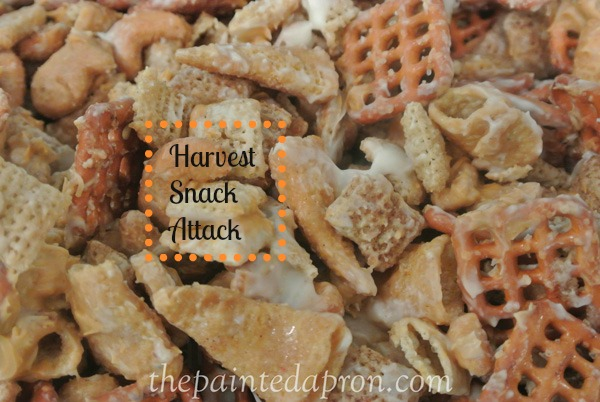 harvest snack attack thepaintedapron.com