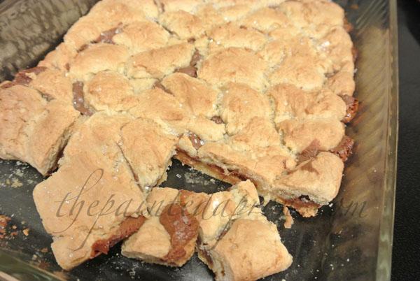 rolo cookies thepaintedapron.com